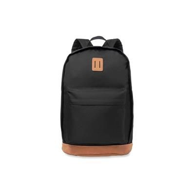 Picture of BACKPACK RUCKSACK 1000D with PU Leather