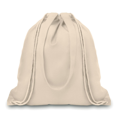 Picture of 220G CANVAS 2 FUNCTION BAG in Beige