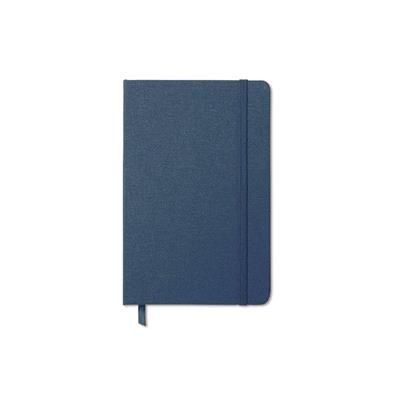 Picture of TWO TONE FABRIC COVER NOTEBOOK