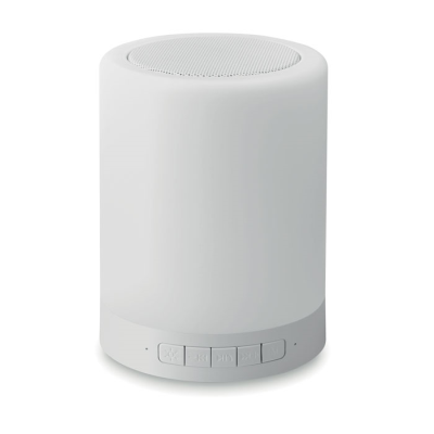Picture of TOUCH LIGHT CORDLESS SPEAKER in White