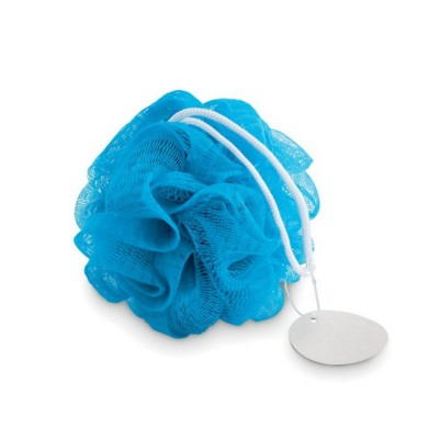 Picture of SHOWER PUFF in Turquoise