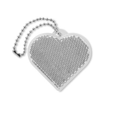 Picture of REFLECTIVE ACRYLIC KEYRING CHAIN
