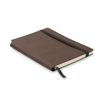 Picture of A5 NOTE BOOK with Soft PU Cover