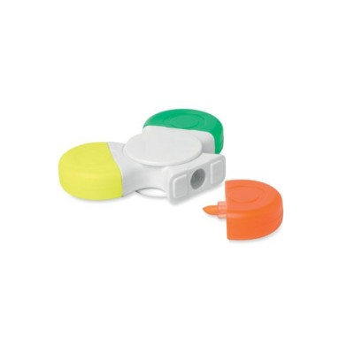 Picture of ANTI-STRESS HAND SPINNER with 3 Colours Highlighters