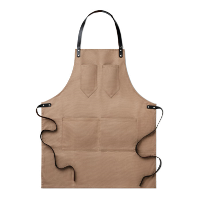 Picture of APRON in Leather