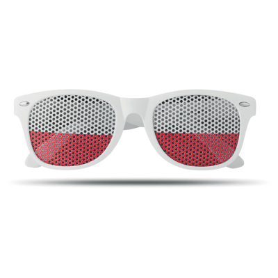 Picture of EYEWEAR with Country Flag Lenses