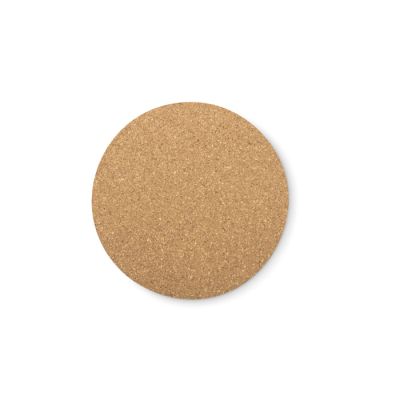 Picture of ROUND CORK COASTER