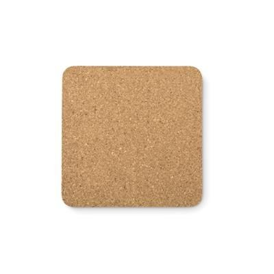Picture of CORK COASTER SQUARE SHAPE
