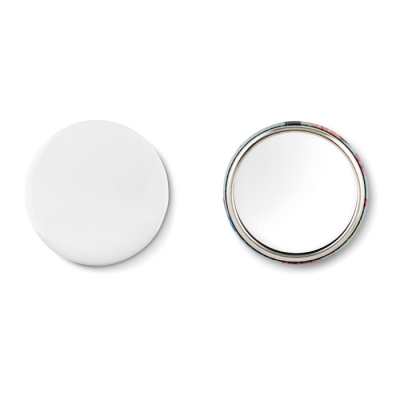 Picture of COMPACT MIRROR with Paper Inlay