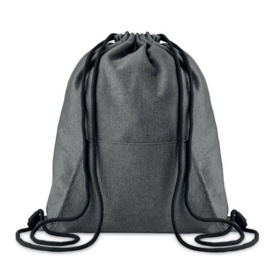 Picture of DRAWSTRING BAG with Pocket