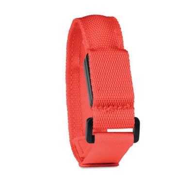 Picture of FLASHING LIGHT STRAP in Red