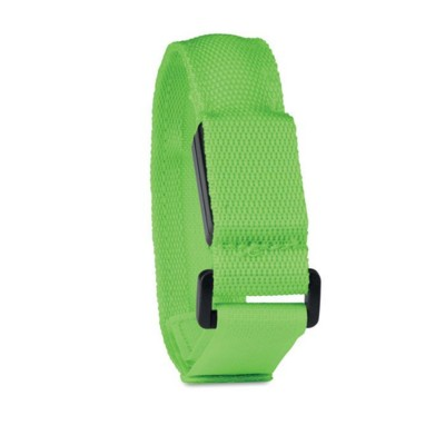 Picture of FLASHING LIGHT STRAP in Lime
