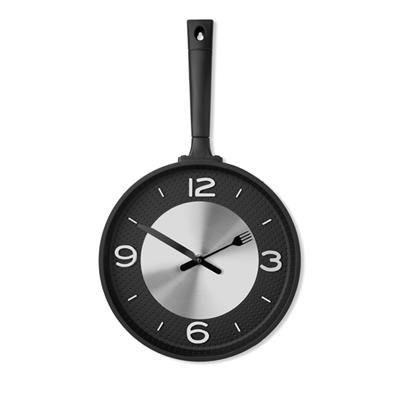 Picture of WALL CLOCK in Pan Shape in Abs