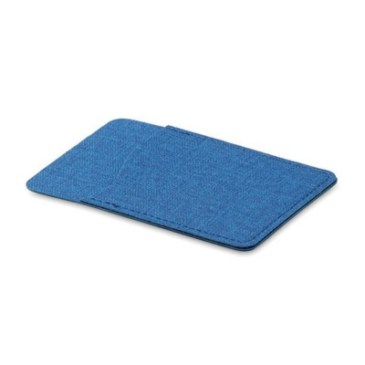Picture of 2 TONE CARD HOLDER in Blue