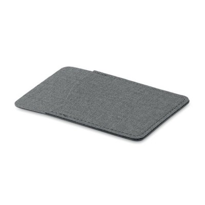 Picture of 2 TONE CARD HOLDER in Grey