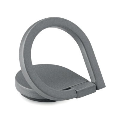 Picture of PHONE HOLDER-STAND RING in Titanium