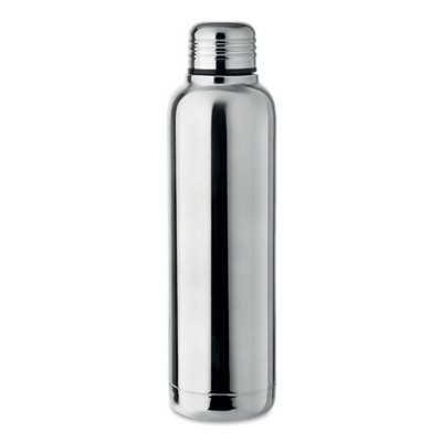 Picture of DOUBLE WALL STAINLESS STEEL METAL INSULATING VACUUM FLASK 500 ML in Shiny Uv Finish