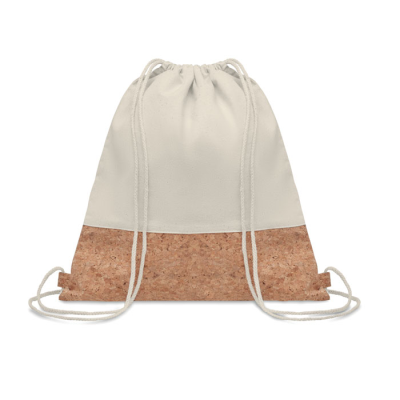 Picture of 140GR & M² COTTON DRAWSTRING BAG