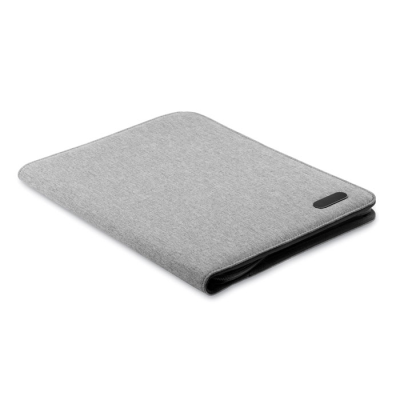 Picture of A4 ZIP PORTFOLIO in Polyester