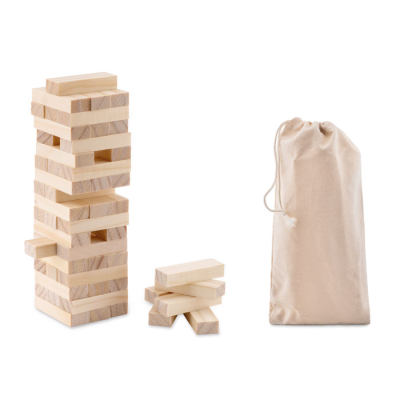 Picture of TOWER GAME in Cotton Pouch