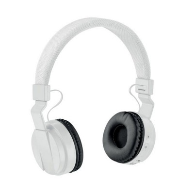 Picture of FOLDING BLUETOOTH HEADPHONES with Mesh Fabric