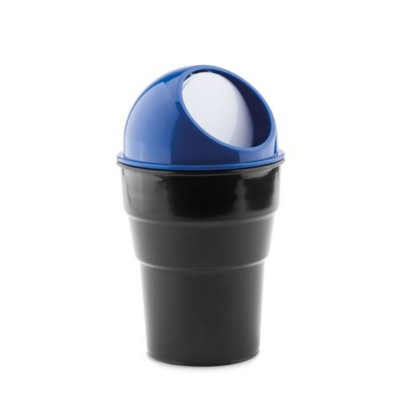 Picture of MINI GARBAGE BIN FOR THE CAR in Royal Blue