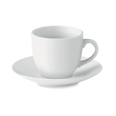 Picture of ESPRESSO CUP AND SAUCER 80 ML