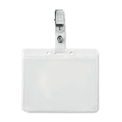 Picture of PVC BADGE HOLDER