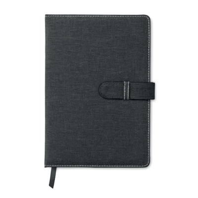 Picture of A5 NOTE BOOK CANVAS COTTON