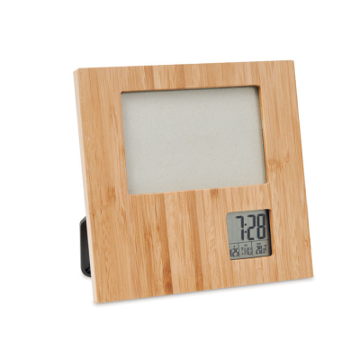 Picture of PHOTO FRAME with Weather Statio