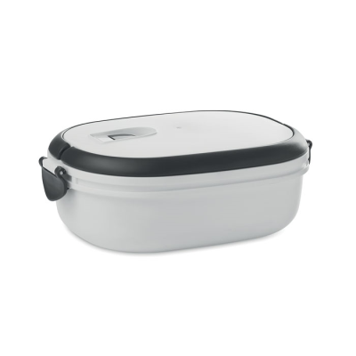 Picture of PP LUNCH BOX with AIR TIGHT LID in White