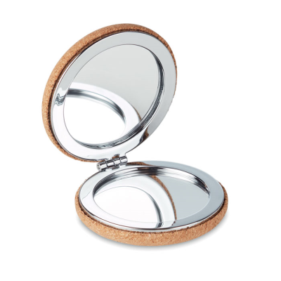 Picture of POCKET MIRROR with Cork Cover