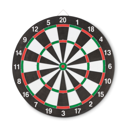 Picture of DOUBLE SIDED DARTBOARD