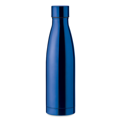 Picture of DOUBLE WALL BOTTLE 500ML in Blue