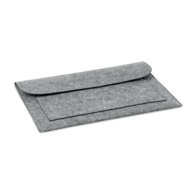 Picture of 15 INCH FELT LAPTOP POUCH in Grey