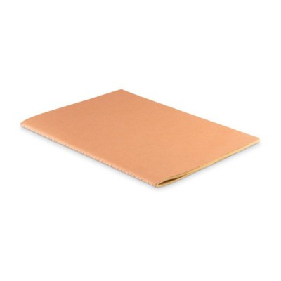 Picture of A4 NOTE BOOK in Cardboard Card Cover