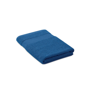 Picture of TOWEL ORGANIC COTTON 140X70CM in Royal Blue