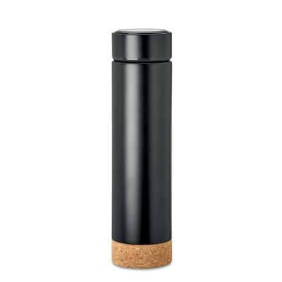 Picture of DOUBLE WALL BOTTLE 500 ML in Black