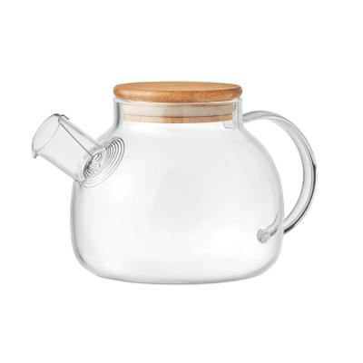 Picture of TEA POT in Borosilicate Glass