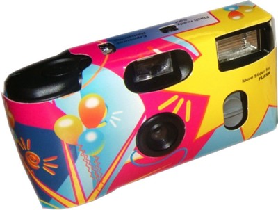Picture of DISPOSABLE PARTY FLASH CAMERA