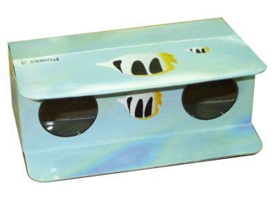 Picture of PAPER CARD FOLDING BINOCULARS