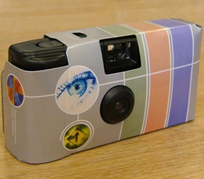 Picture of DISPOSABLE NON FLASH CAMERA