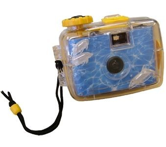 Picture of UNDERWATER NON-FLASH MARINE CAMERA