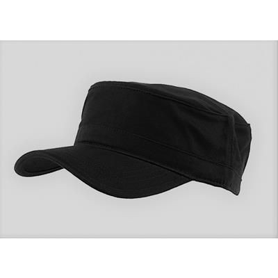 Picture of MILITARY STYLE CAP in Black