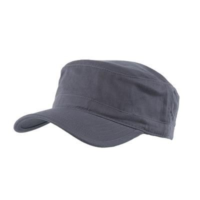 Picture of MILITARY STYLE CAP in Grey