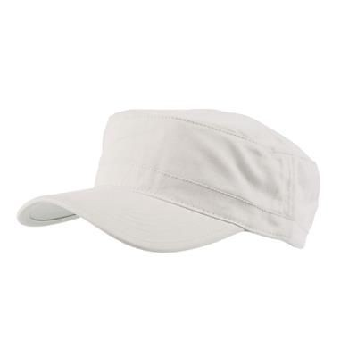 Picture of MILITARY STYLE CAP in Natural