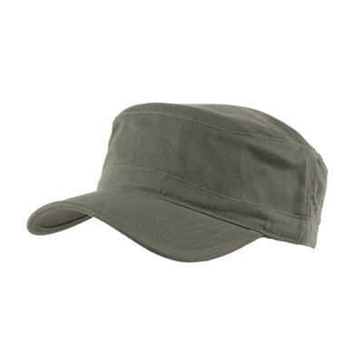 Picture of MILITARY STYLE CAP in Olive