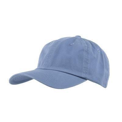 COTTON 6 PANEL BASEBALL CAP