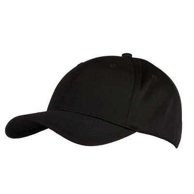 Picture of 6 PANEL BAMBOO-CHARCOAL CAP in Black