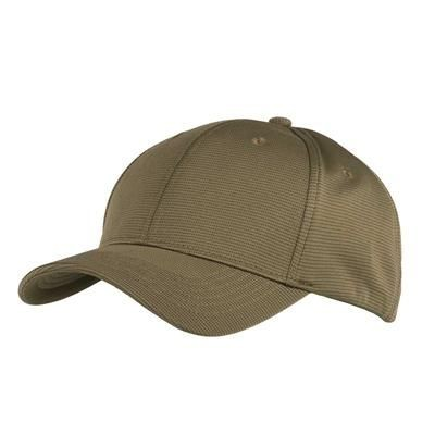 Picture of 6 PANEL BAMBOO-CHARCOAL CAP in Olive